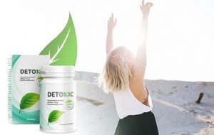 Detoxic in farmacii, compozitie