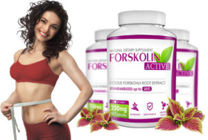 Forskolin Active de slabit - prospect, functioneaza