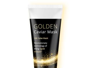 Golden Caviar Mask - Ghid complete 2018 - pret, recenzie, forum, pareri, prospect, ingrediente - functioneaza? Romania - comanda