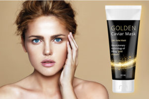 Golden Caviar Mask prospect, ingrediente - functioneaza?