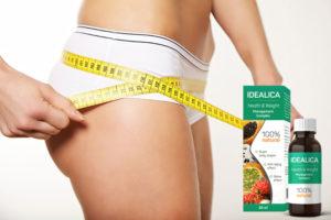 Idealica dieta, ingrediente - functioneaza?