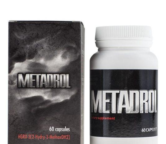 Metadrol - Informații complete 2018 - pret, recenzie, pareri, forum, prospect, 60 capsules, ingrediente - functioneaza? Romania - comanda