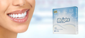 iBright teeth whitening system, prospect - functioneaza?