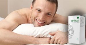 Iron Prost prostata ingredientes - funciona?