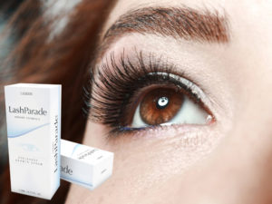LashParade eyelashes growth serum, prospect - functioneaza?