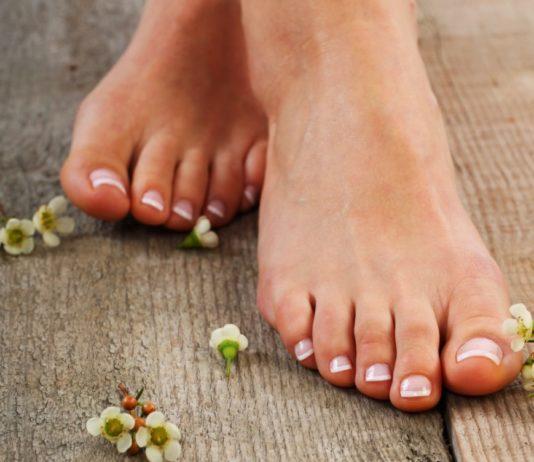 Cuidando Valgomed pies con juanetes