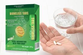 Bioveliss Tabs как се приема, състав, как се използва