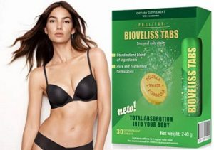 Bioveliss Tabs tablet - navod na pouzitie