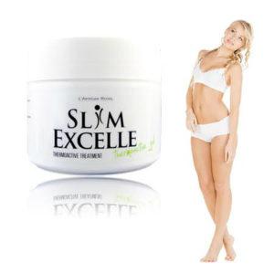 SlimExcelle krém, zloženie - účinky?