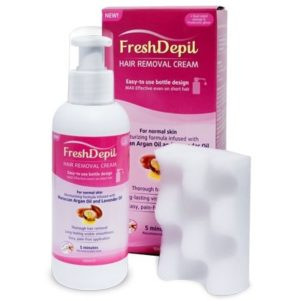 FreshDepil Complete information 2019, price, reviews, effect - forum, cream, side effects - where to buy? Kenya - manufacturer