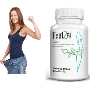 Como Feat2Fit capsulas, ingredientes - funciona?