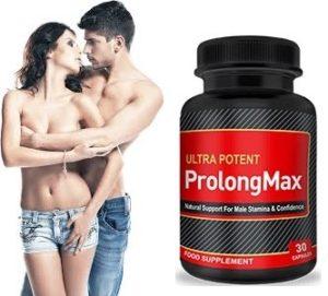 Como Prolong Max capsulas, ingredientes - funciona?