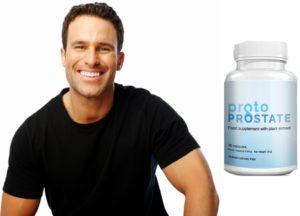 Como Protoprostate capsulas, ingredientes - funciona?