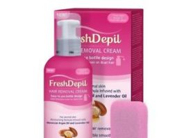 FreshDepil Complete guide 2019, price, reviews, effect - forum, cream, side effects - where to buy? Taiwan - manufacturer