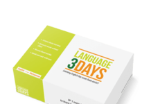 Language3Days Complete information 2019, price, reviews, effect - forum, interactive learning system - where to buy? Taiwan - original