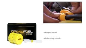 MagnuFuel fuel saving device, installation, test - does it work?