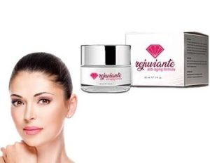 Como Rejuviante anti aging cream, ingredientes - como aplicar?