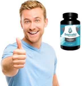 Zephrofel capsulas, ingredientes - funciona?