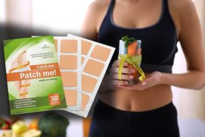 Catch Me Patch Me weight loss, plaster - does it work
