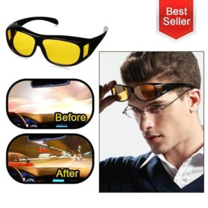 Do HD Glasses really work? Specification, driving glasses - for night driving?