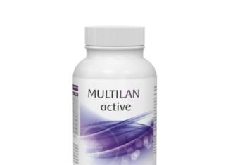 Multilan Active Atjaunināts ceļvedis 2019, cena, atsauksmes, forum, kapsulas, ingredients - side effects? Latviesu - amazon