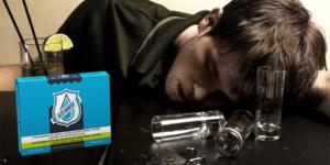 Alcobarrier powder, ingridientai - šalutinis poveikis