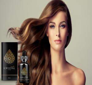 Crystal Eluxir growth, plaukams - kaip naudoti?
