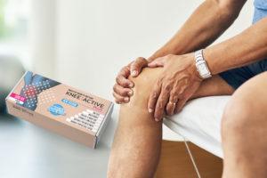 Knee Active Plus knee band, magnetic - kas see töötab?
