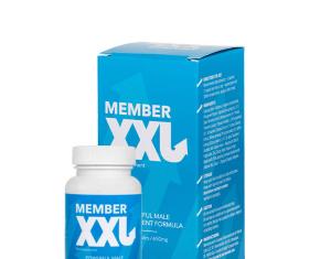 Member XXL ενημερώθηκε σχόλια 2019, κριτικές - φόρουμ, τιμη, capsule - συστατικά - λειτουργεί; Ελλάδα - original