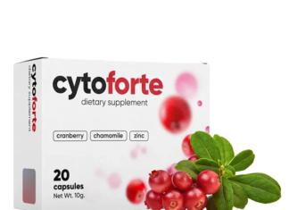 Cyto Forte - Ghid de predare 2019 - pret, recenzie, pareri, capsule, ingrediente - cumpara? Romania - comanda