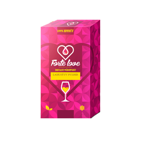 Forte Love Uuendatud juhend 2019, arvamused, foorum, hind, pulber, koostisosad - korvalmojud? Eesti - amazon