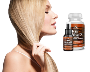 Hair Revital X capsules, ingrediente - funcționează