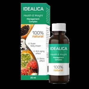 Idealica Használati útmutató 2019, ára, vélemények, átverés, cseppek, összetevők - mellékhatásai? Magyar - rendelés