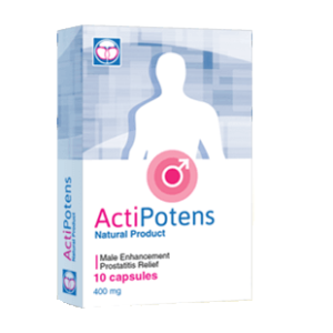 ActiPotens Complete information 2019, price, reviews, effect, active ingredient - where to buy Kenya - manufacturer