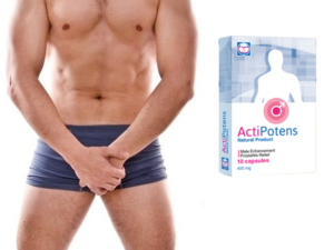 ActiPotens capsule, active ingredient, side effects