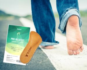 Pro-Relifeet cipő talpbetét, ízületi fájdalomcsillapítás - hogyan kell használni