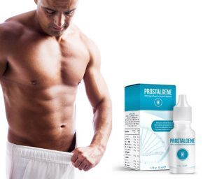 Prostalgene drops dosage, active ingredient, does it work