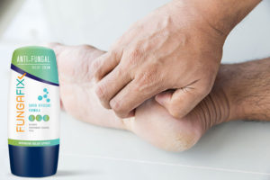 FungaFix κρέμα, συστατικά, πώς να εφαρμόσετε, πώς λειτουργεί, παρενέργειες