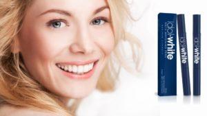 Idol White pluma para blanquear los dientes - cómo utilizar