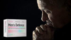 Men's Defence κάψουλες, συστατικά, πώς να το πάρετε, πώς λειτουργεί, παρενέργειες