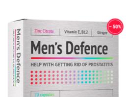 Men's Defence - trenutne ocene uporabnikov 2019 - sestavine, kako ga jemati, kako deluje , mnenja, forum, cena, kje kupiti, proizvajalec - Slovenija