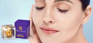 Perle Bleue крем, съставки, как да кандидатствате, как работи, странични ефекти