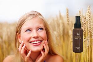 Pure Shimmering Body ulei, ingrediente, cum să aplici, cum functioneazã, efecte secundare