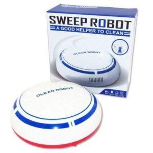 Sweeprobot aspiradora, cómo usarlo, como funciona
