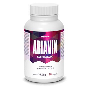 Ariavin - nåværende brukeranmeldelser 2019 - ingredienser, hvordan du tar den, hvordan fungerer det, meninger, forum, pris, hvor du kan kjøpe, produsenten - Norge