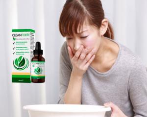Clean Forte σταγόνες, συστατικά, πώς να το πάρετε, πώς λειτουργεί, παρενέργειες