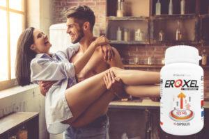 Eroxel capsules, ingrediënten, hoe het te nemen, hoe werkt het, bijwerkingen