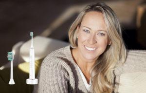 SonicX Pro cepillo de dientes eléctrico, cómo usarlo, como funciona