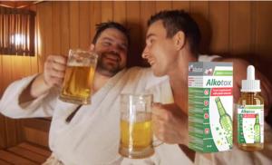 Alkotox капки, съставки, как да го приемате, как работи, странични ефекти