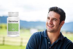Germitox kvapky, prísady, ako ju vziať, ako to funguje, vedľajšie účinky